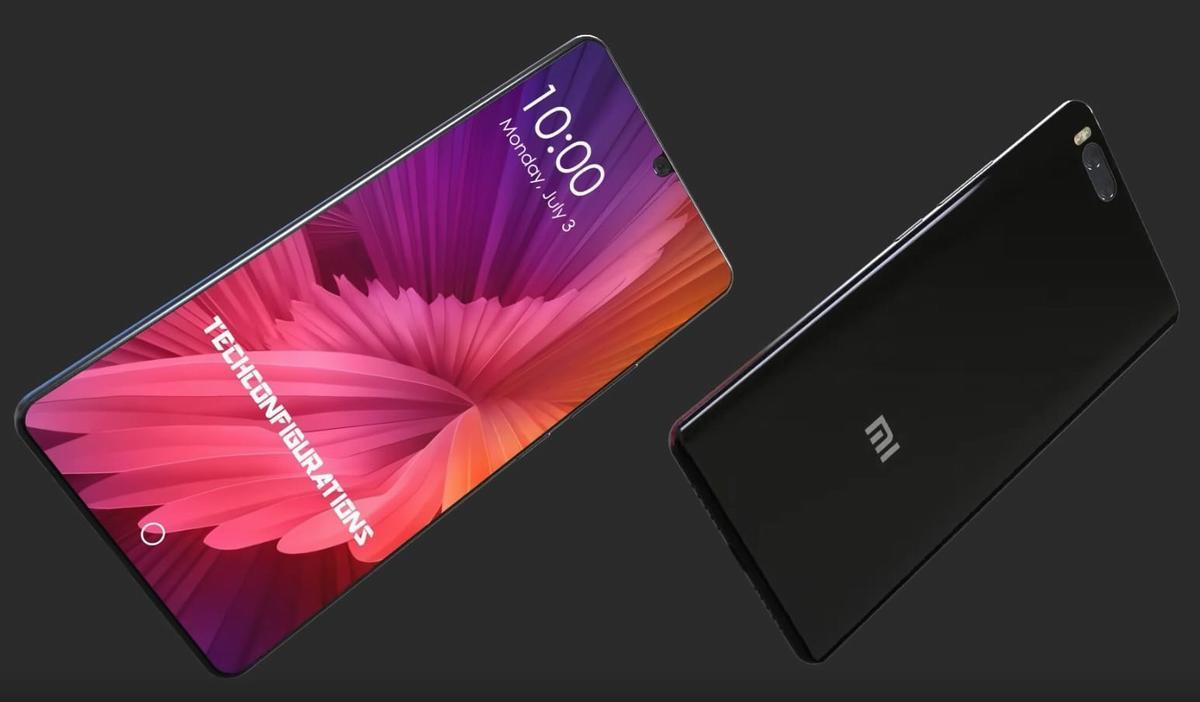 Стали известны данные остоимости нового телефона Xiaomi Mi7