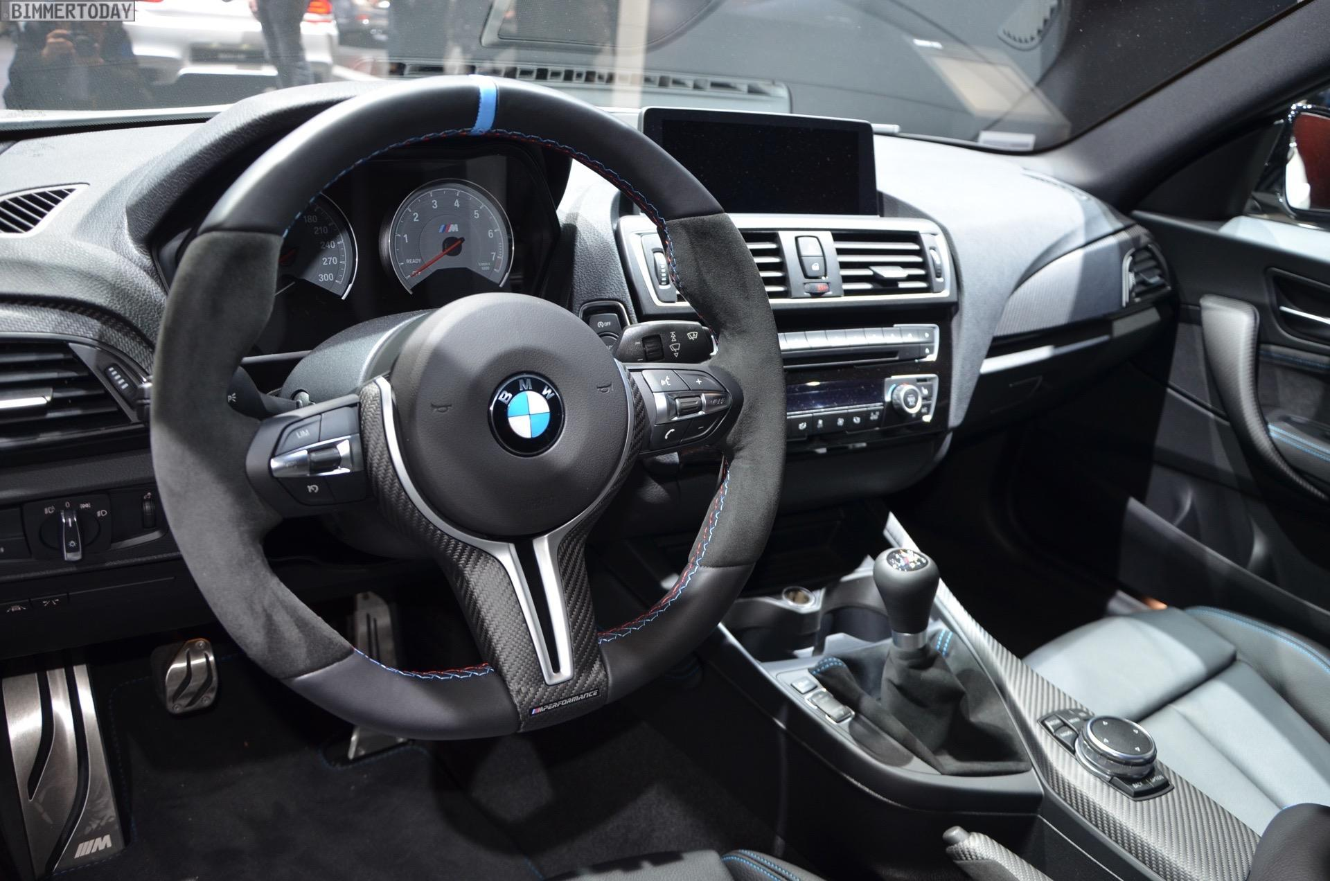 BMW M2 получил пакет Competition Package истал ещё быстрее