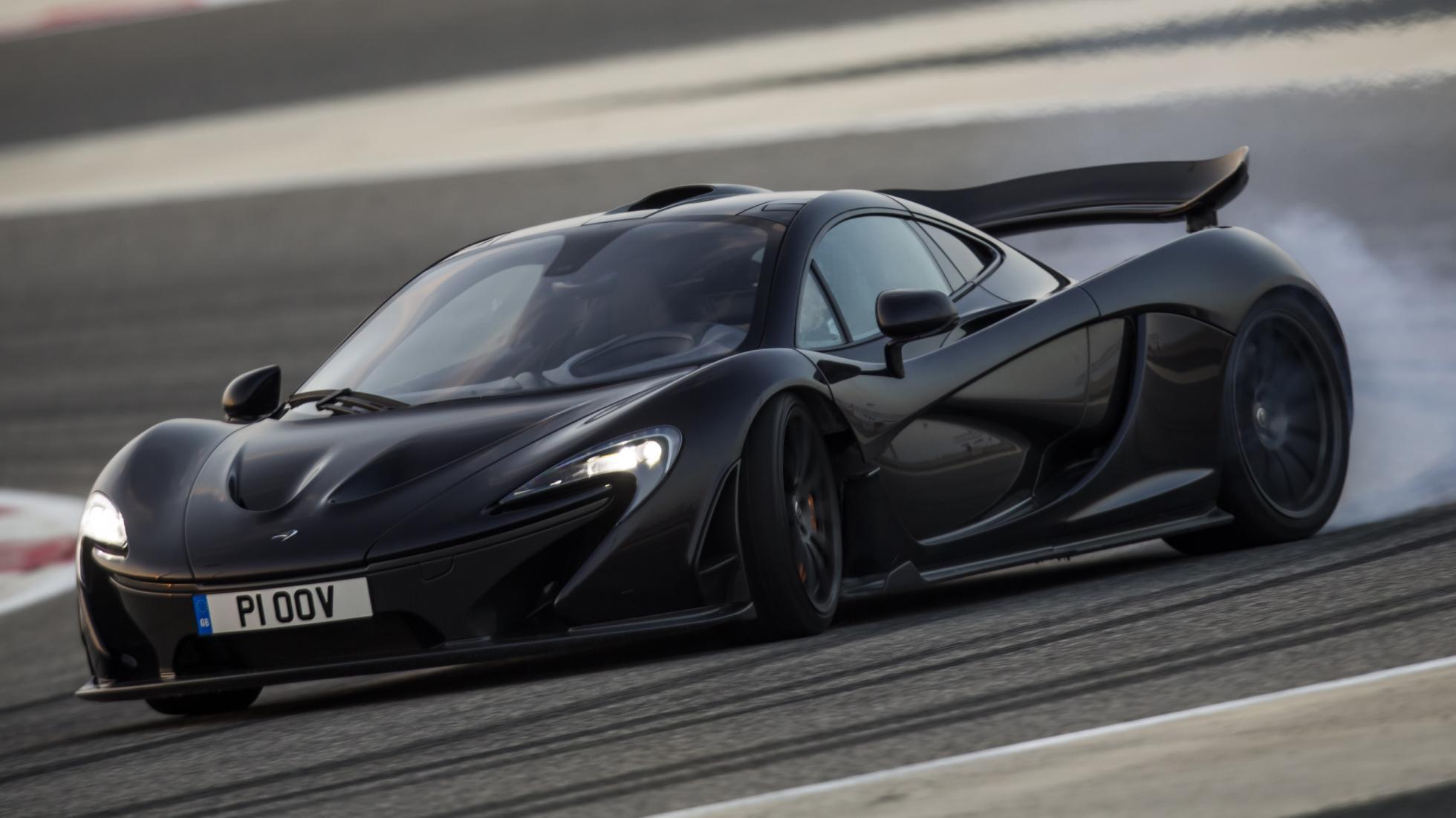 McLaren разрабатывает свой первый электромобиль
