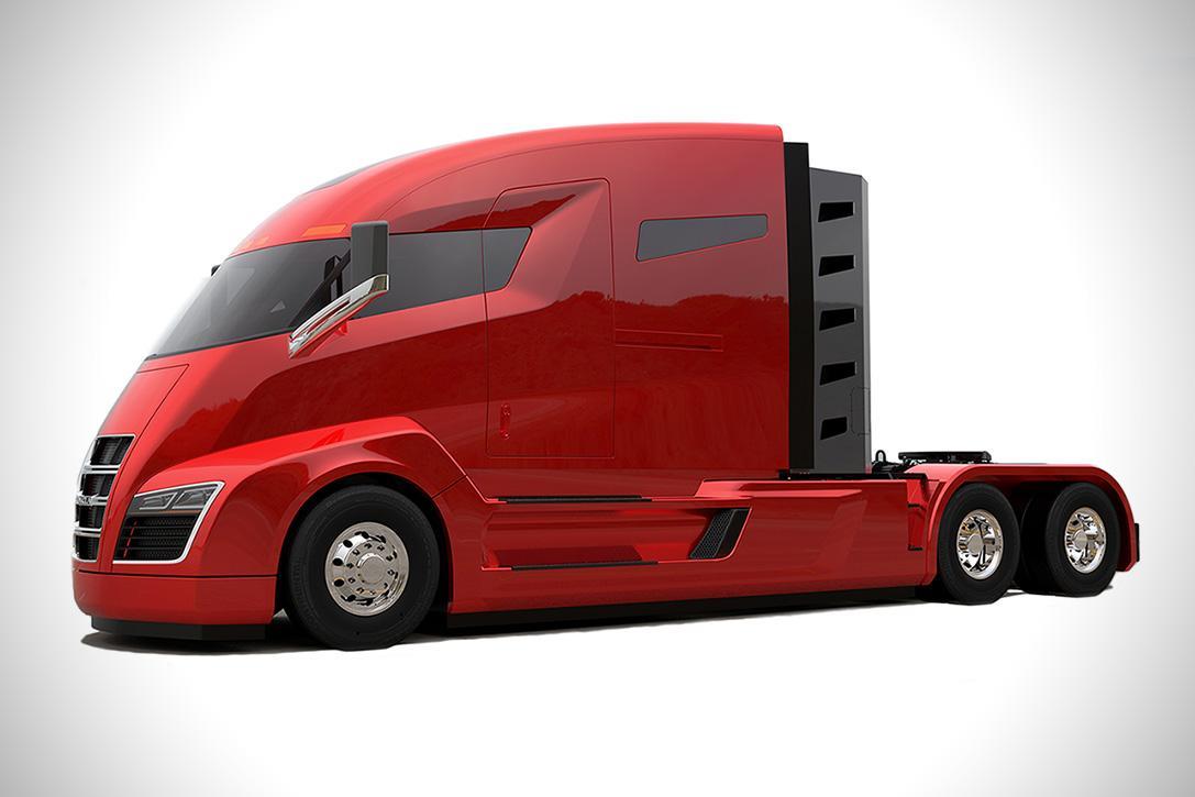 Anheuser-Busch заказала уNikola 800 водородных фургонов One
