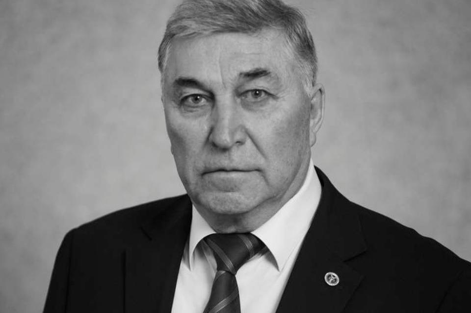 ВИркутске в74 года скончался Константин Шаврин