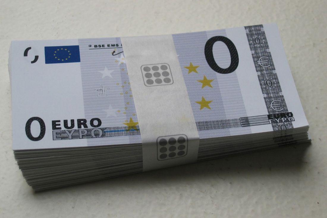 ВСловакии кДню Победы выпустили банкноту номиналом в0евро