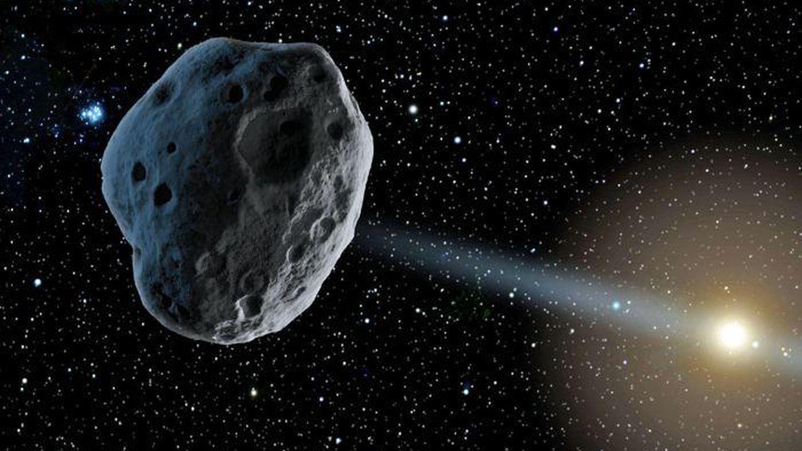 Ученые впервый раз обнаружили «астероида-изгнанника»— главное открытие