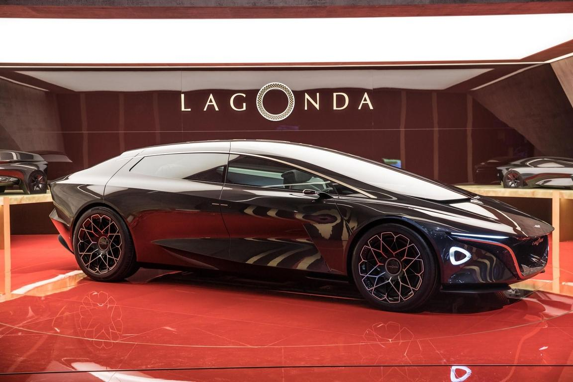 Lagonda возрождается с «кроссовера будущего»