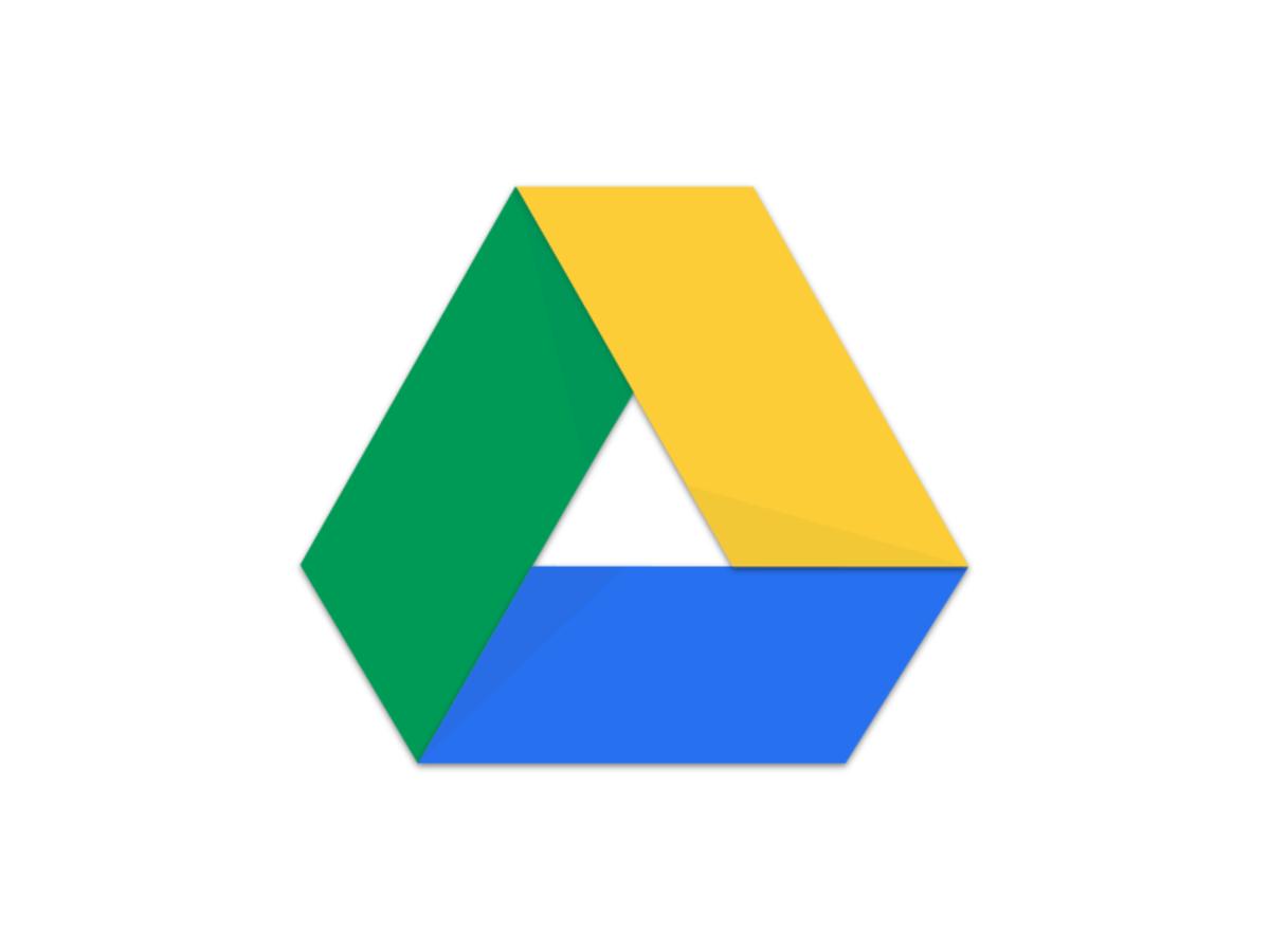 Google изменила дизайн облачного хранилища Google Drive