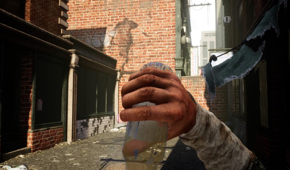 Игроки станут бомжами вBum Simulator