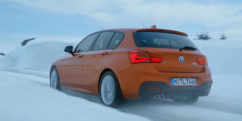 В Великобритании рекламу BMW запретили засцены опасного вождения