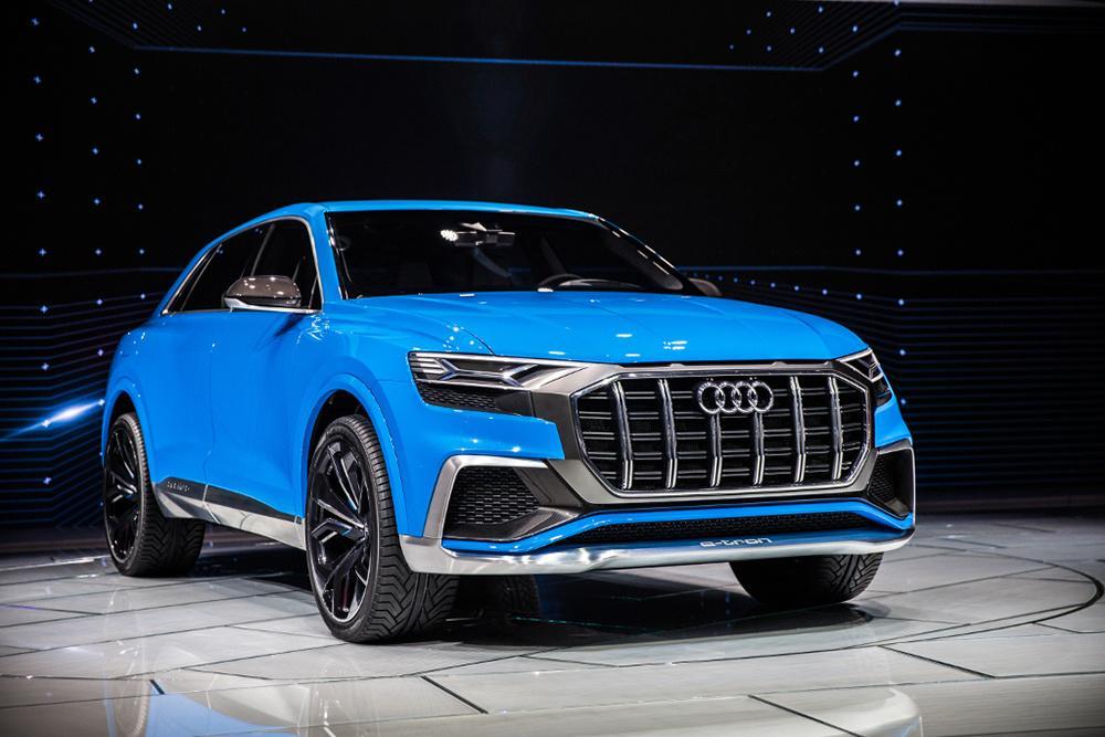 Компания Audi отказалась от участия в мировом представлении на выставке в Детройте