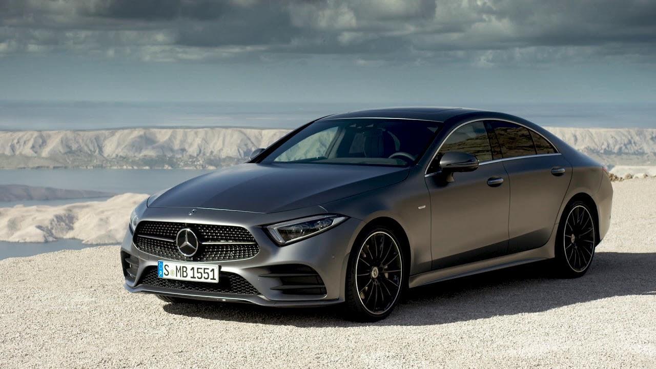 Тюнеры изBrabus показали компоненты для Mercedes CLS