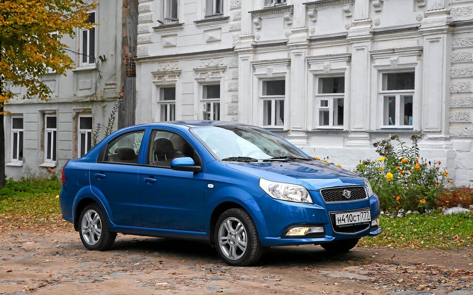 В России наблюдается дефицит автомобилей Ravon