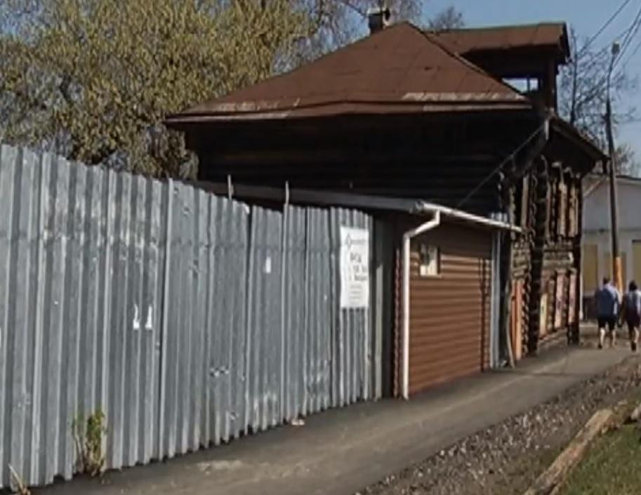 Подготовка кЧМ вНижнем Новгороде: рабочие замуровали вход в дом