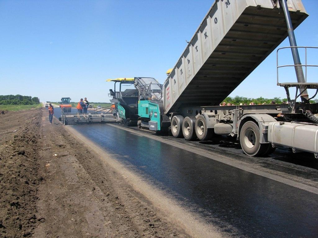 Государственная дорога «Таврида» вКрыму готова на30%