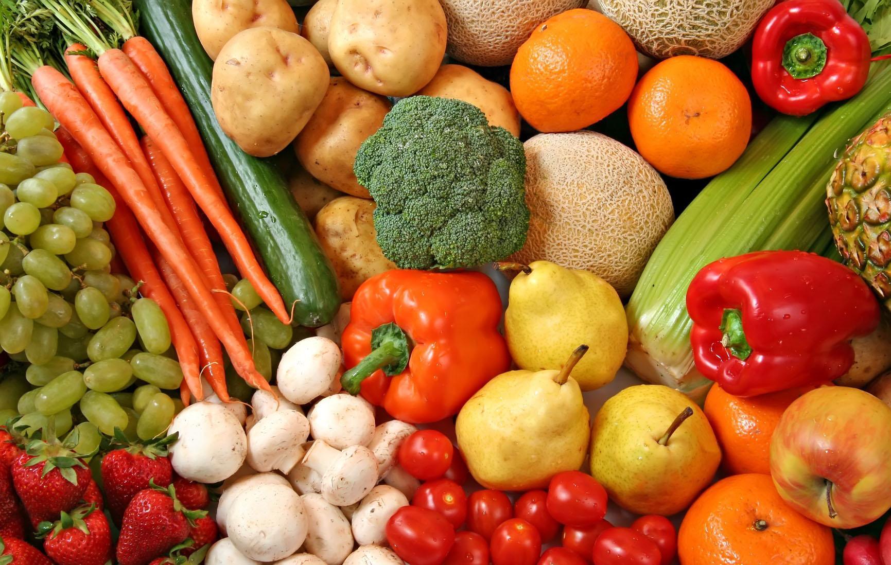 Овощи и фрукты – база здоровья сердца и сосудов