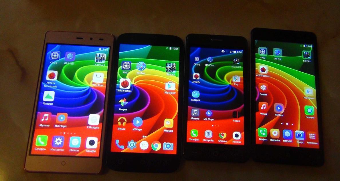Специалисты опубликовали рейтинг топ-3 телефонов дешевле 1500 руб.