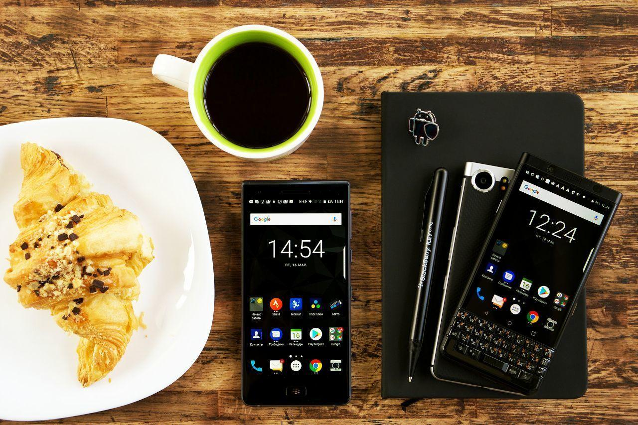 Смартфон BlackBerry KEY2 сдвойной камерой представят 7июня