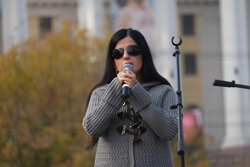Неуспех Самойловой на«Евровидении» связали с Украинским государством