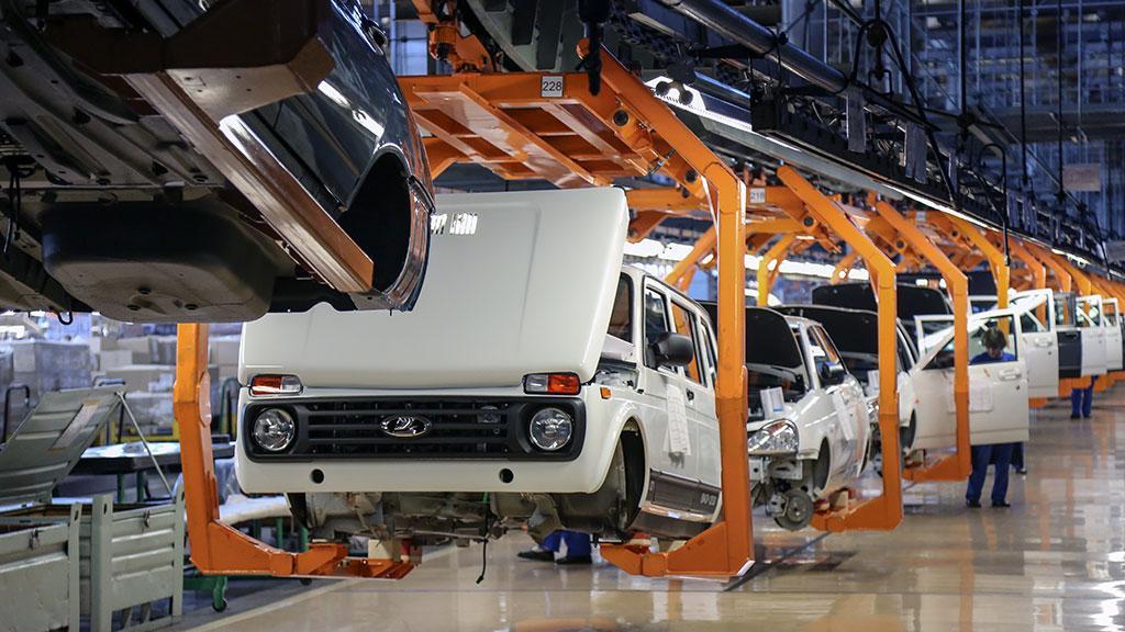 «АвтоВАЗ» и«GM-АвтоВАЗ» запустят конвейер после майских праздников