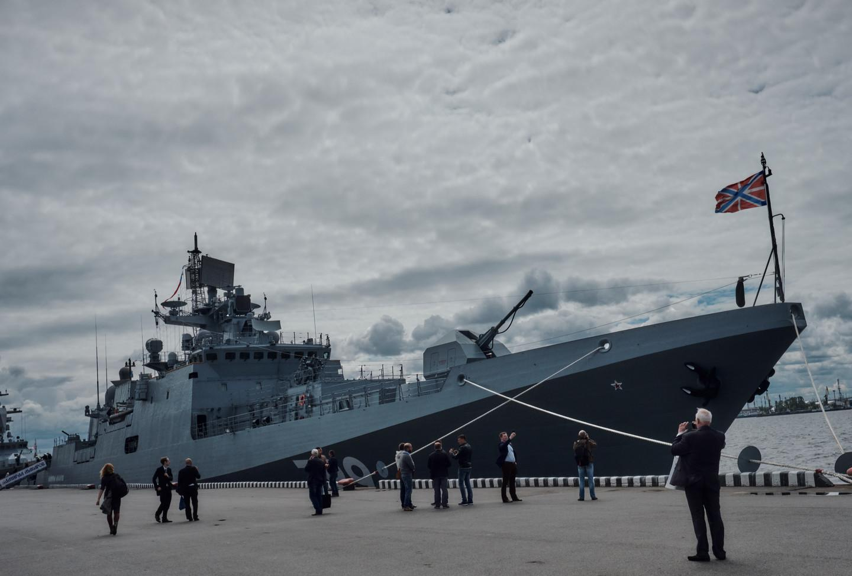 Главком ВМФРФ поведал омодернизации Черноморского флота