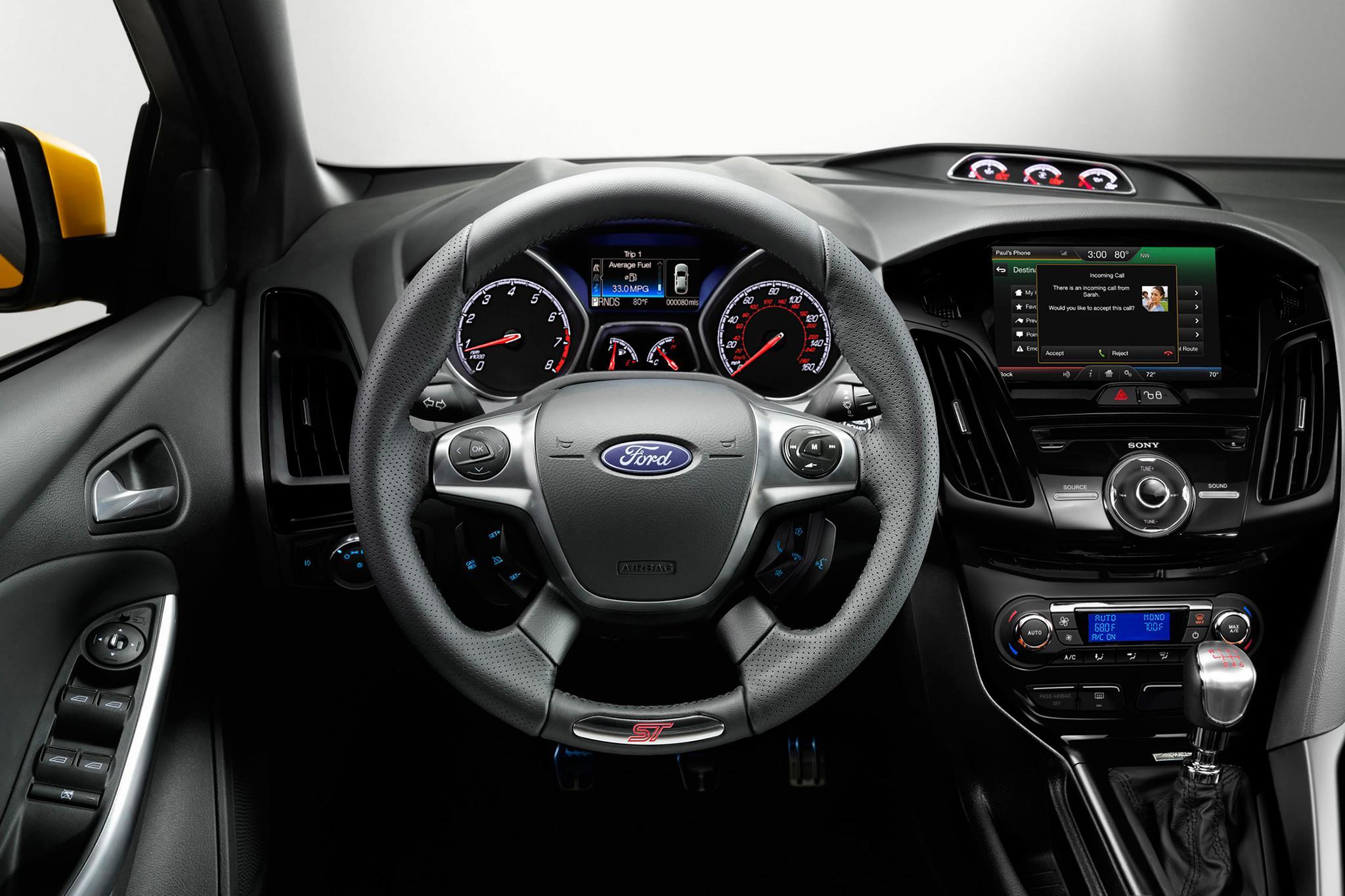 Автомобили Ford весной  поднялись вцене на  18 000— 35 000 руб.