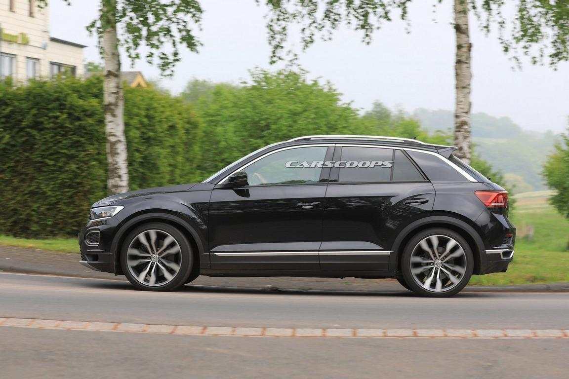 Volkswagen T-Roc получит 300-сильную версию