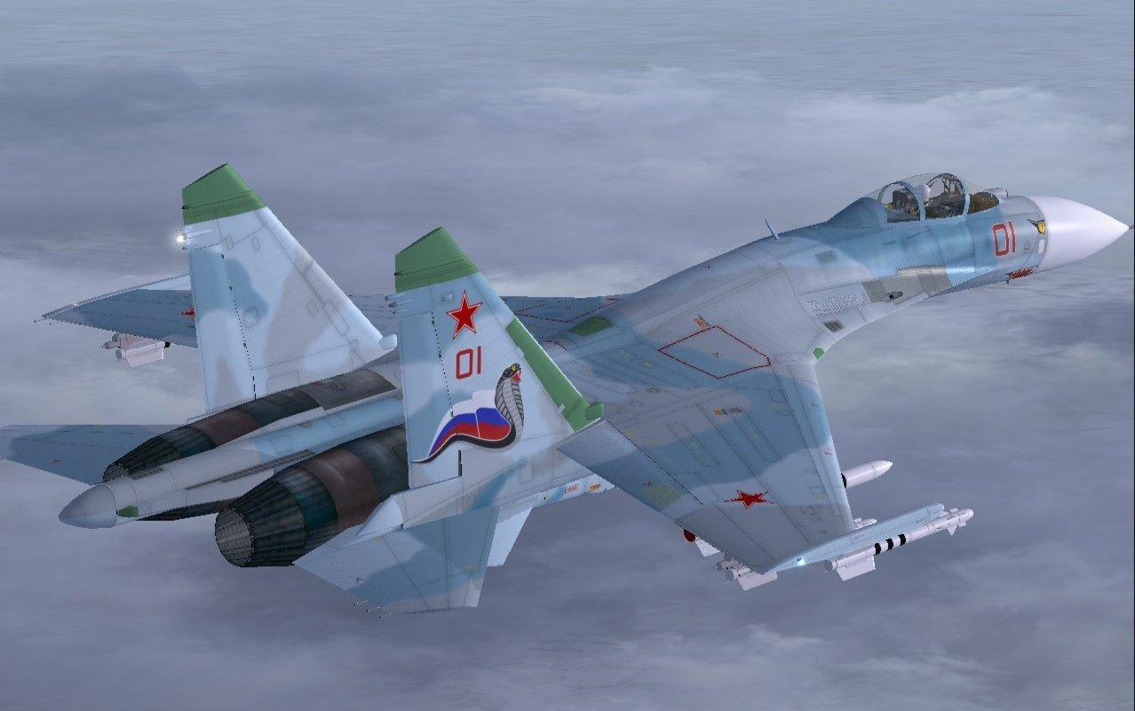 Эксперт National Interest назвал Су-27 лучшим российским истребителем