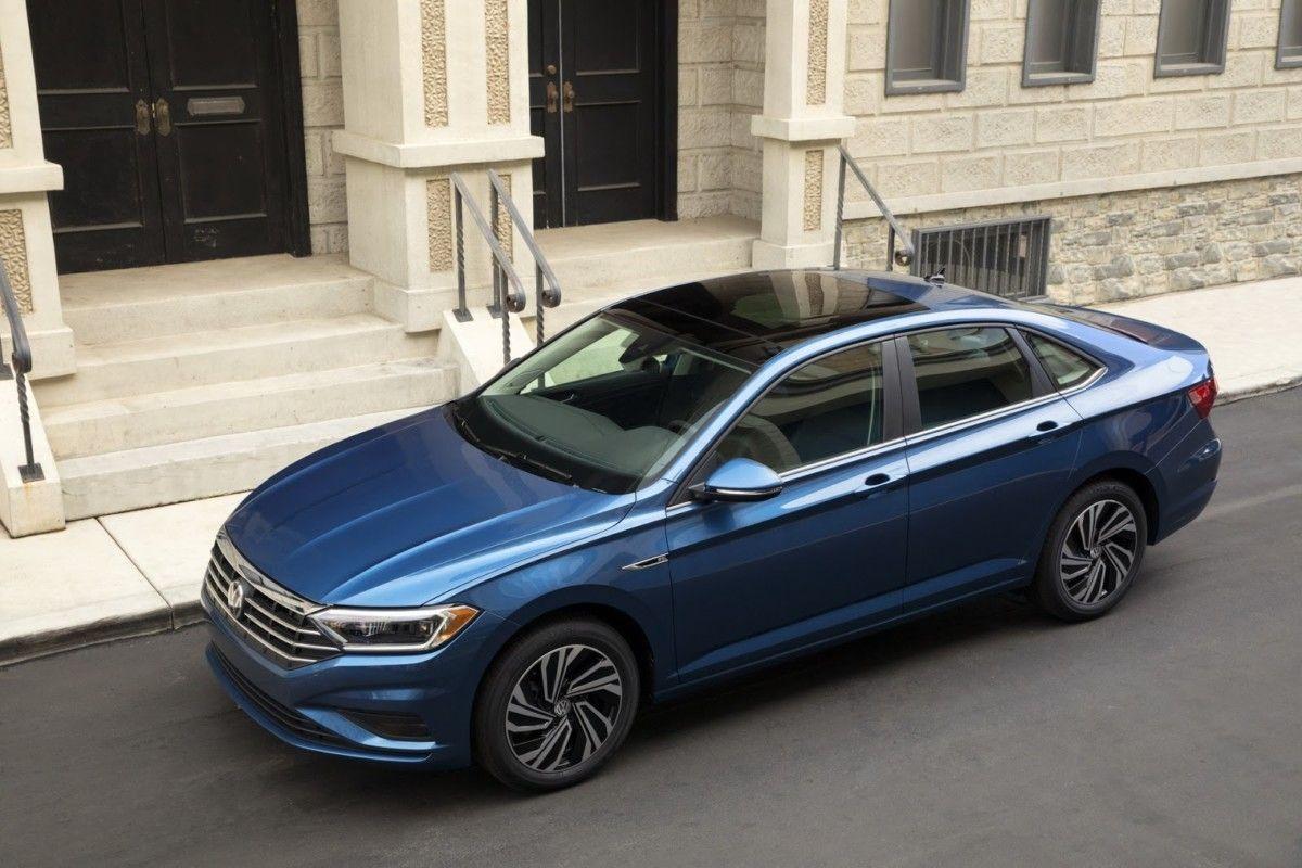 VW  приостановил  производство седана Jetta вНижнем Новгороде