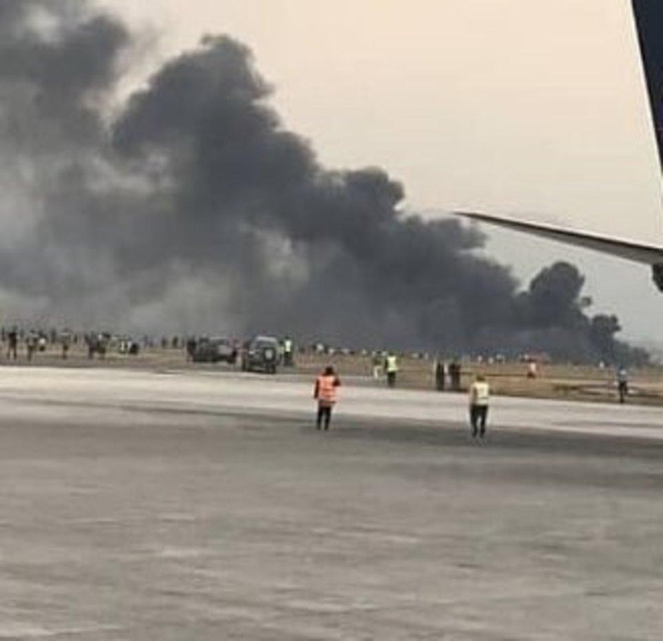 Упавший наКубе Boeing 737 мог лететь сопасным грузом— специалист