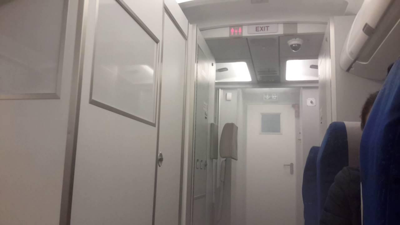 Пассажиров самолета авиакомпании ANA эвакуировали ваэропорту Токио из-за задымления
