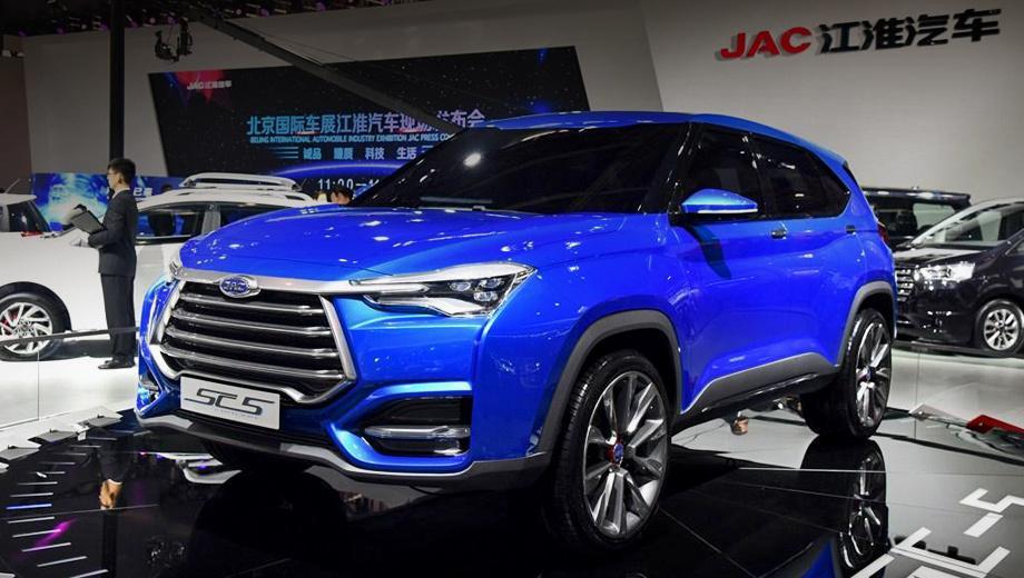 JAC возобновил продажи легковых авто  в РФ
