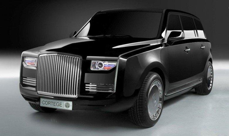 Под брендом Aurus выпустят «народный» вседорожный автомобиль