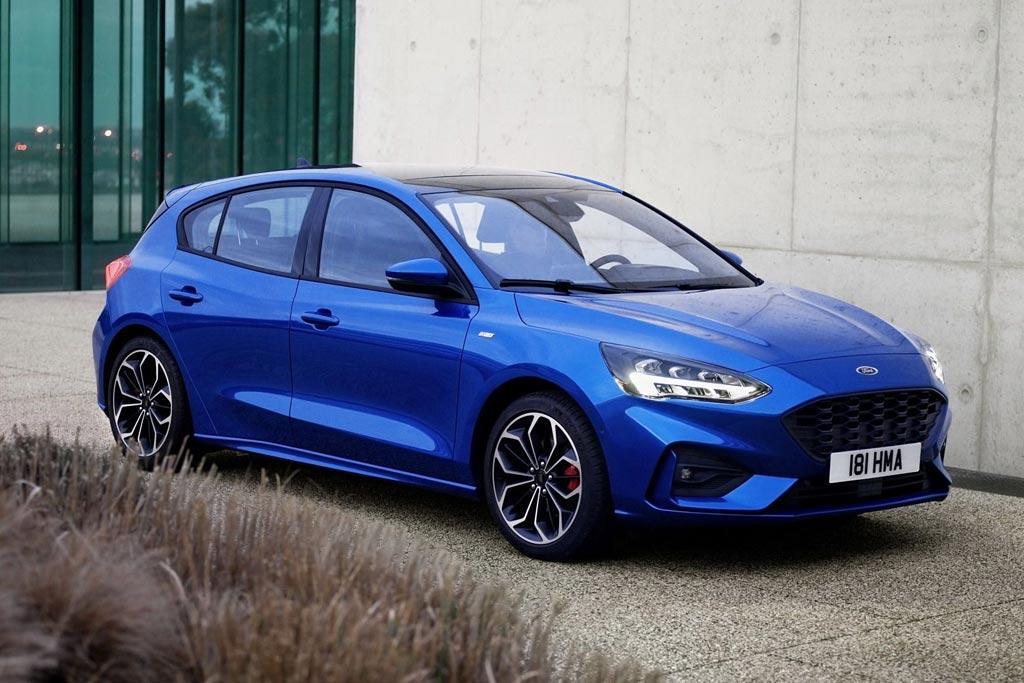 Форд Focus стал одним из 10-ти самых реализуемых автомобилей