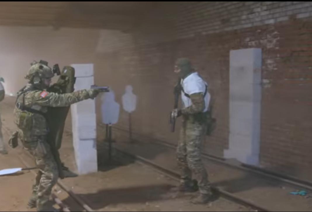 «Калашников» презентовал миру преимущества пистолета-пулемета «Витязь»