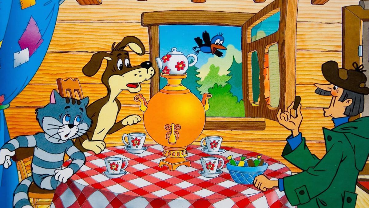 Еще одну серию мультфильма «Простоквашино» покажут 5июня