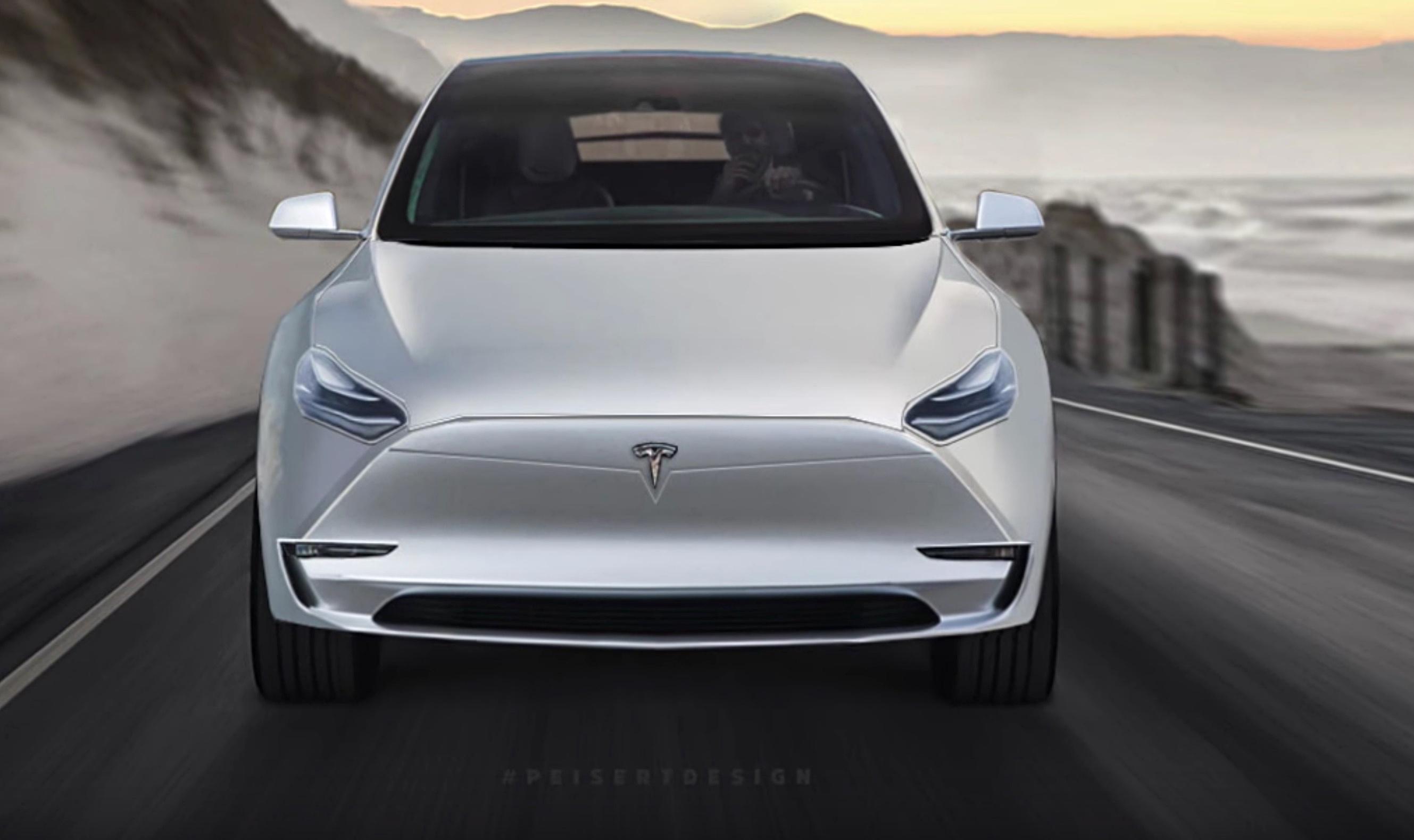 Илон Маск: Кроссовер Tesla Model Yдебютирует 15марта 2019