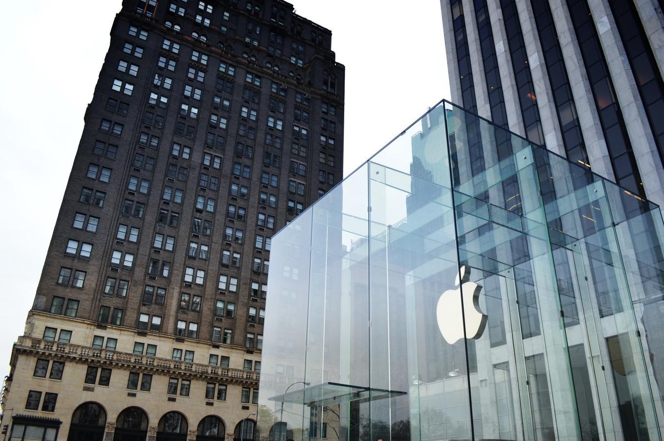 ВApple афишировали данные озапросах попередаче информации