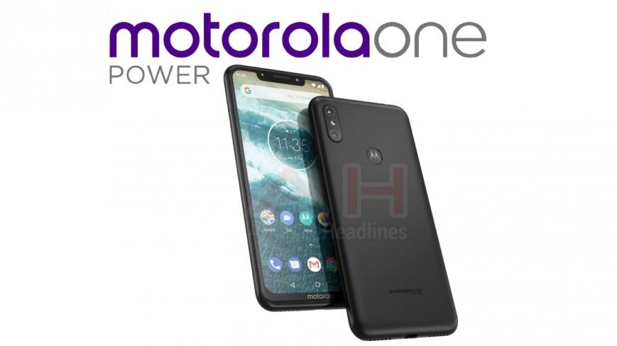 Motorola готовит к выпуску смартфон One Power на базе андроид One