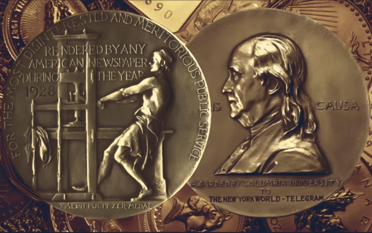 ВКолумбийском университете назвали имена лауреатов Пулитцеровской премии