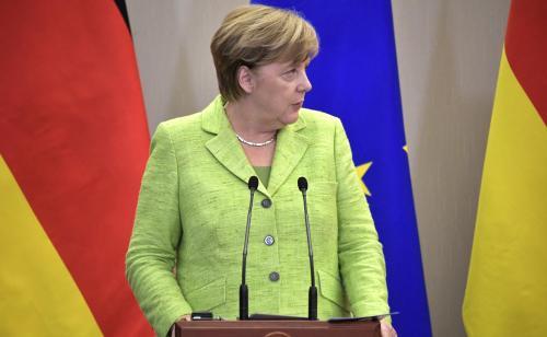 Меркель: ЕС будет добиваться от США отказа от пошлин на металлы
