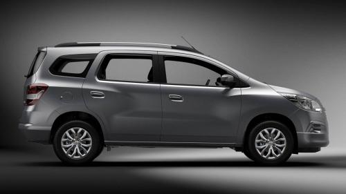 The Updated Compact Chevrolet Spin Debut In May
