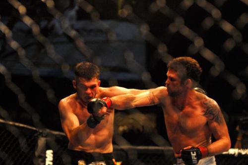 Первый в истории России турнир UFC пройдет в Москве 15 сентября