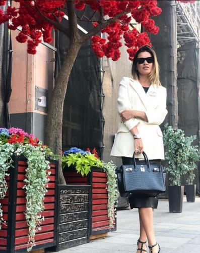 Ведущая «Дома-2» хочет «модной перезагрузки»  для предвыборной кампании Собянина