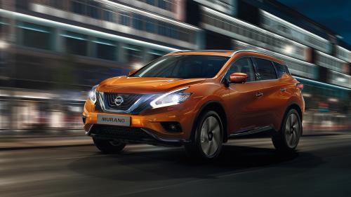 В мае кроссовер Nissan Murano подорожал на 51 000 – 81 000 рублей
