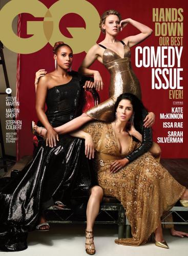 «Слишком много рук»: Обложка GQ поставила читателей в тупик
