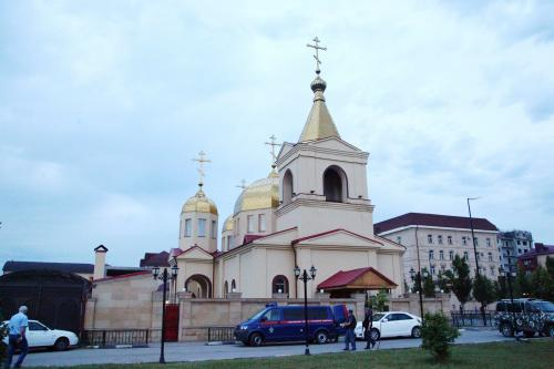 Источник: Попытку теракта в Грозном совершили уроженцы Чечни и житель Ингушетии