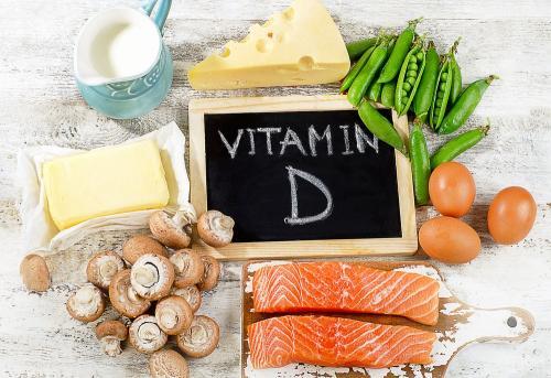 Ученые: Дефицит витамина D приводит к ожирению у взрослых людей