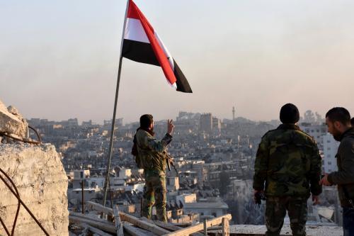США не собираются выводить войска из Сирии