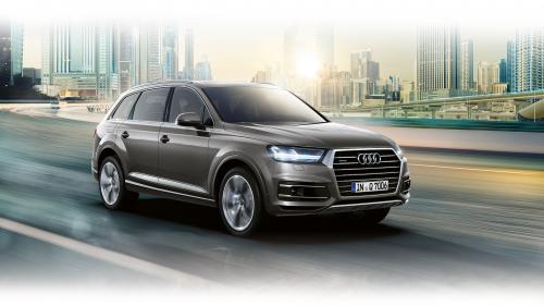Audi отзовет в РФ 11 000 автомобилей из-за проблем с