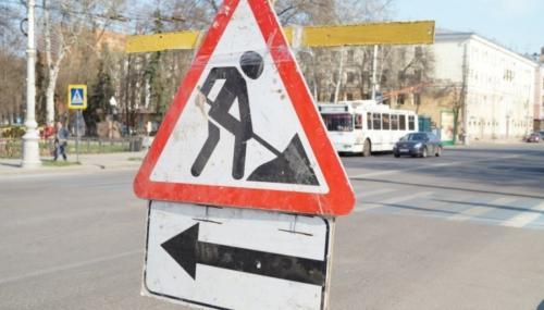 В Воронеже на трое суток будет перекрыто движение по Матросова