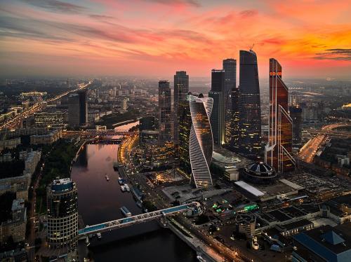 Эксперт: Самая дорогая квартира в Москве стоит как 440 дешёвых студий