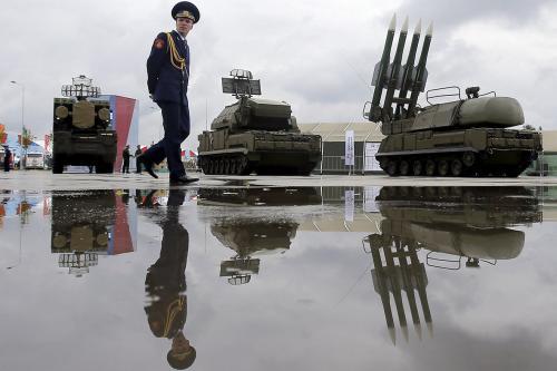 В Великобритании оценили роль санкций в обороноспособности России
